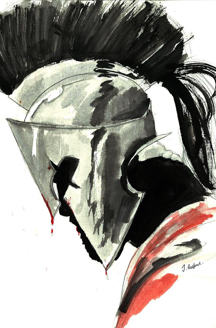 King Leonidas by Jauda on DeviantArt