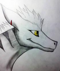 Saphoras Arterius Dragon sketch