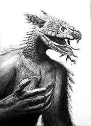 Hybrid reptile