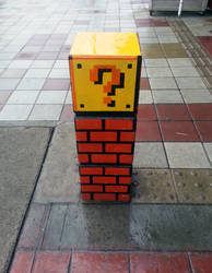 Super Mario Bros ? Block