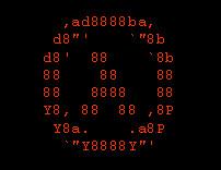 Half life symbol by ASCII-man