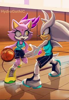 Silvaze Basketball time