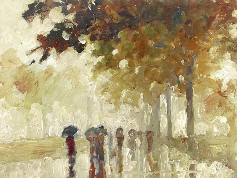 Autumn Rain by litka
