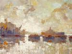 Harbor Dawn Study
