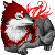 Red Back Icon by Glad-Sad