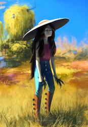 Marceline by Glad-Sad