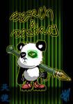 Bazooka panda
