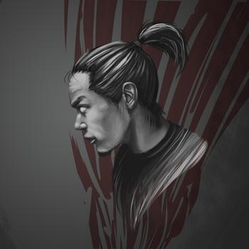 Self-portrait by arcanumex