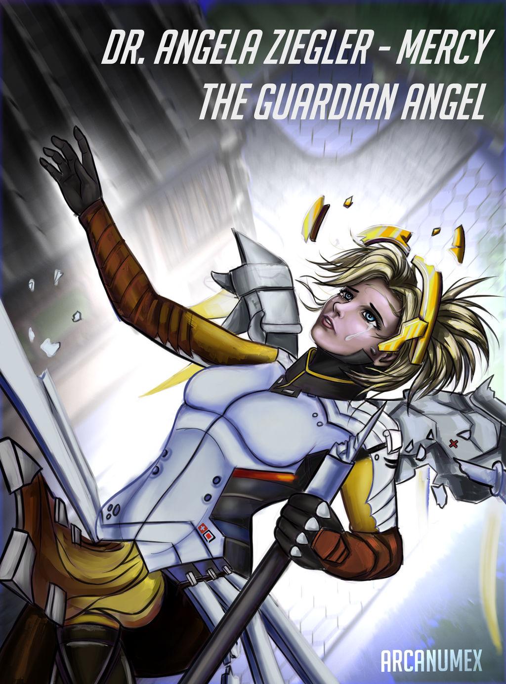 Dr. Angel Ziegler - Mercy