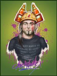 Beer viking by arcanumex