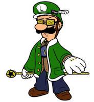 Super Luigi Brothas by themizarkshow