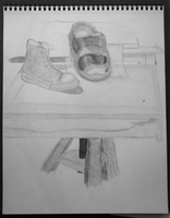 Shoescape 1 by themizarkshow