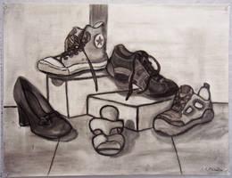 Shoescape 4 by themizarkshow