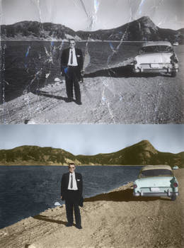 Photo Repair and Colorization