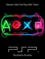 Neon PSP Ad
