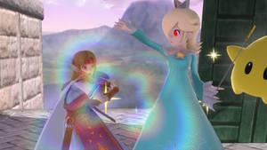 Super Smash Bros Girls Hypno 4 by shadow1333