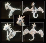 Dragon Wyverne big plush