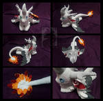Dragon Artemis plush