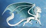 Frostbite the dragon