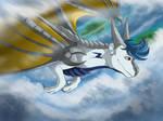 Barion the dragon