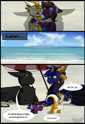 Fun at the beach page 4 by Anais-thunder-pen