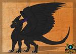 Jargar the dragon