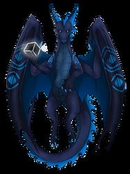Cube the dragon