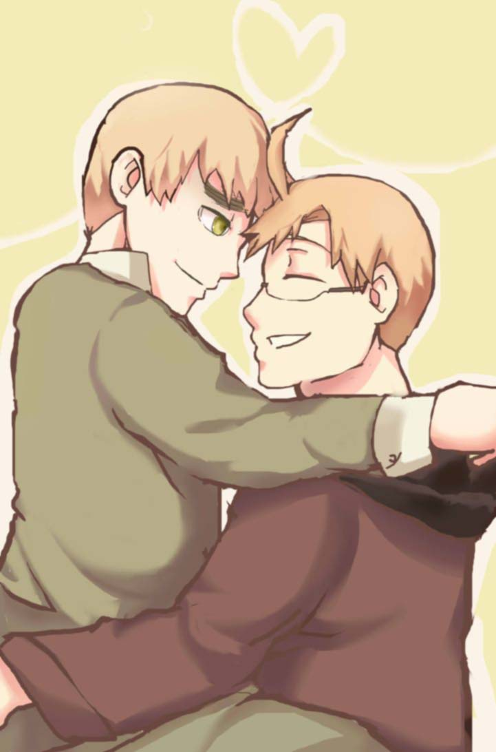 APH: Because I Love You by Myoboku-keeper