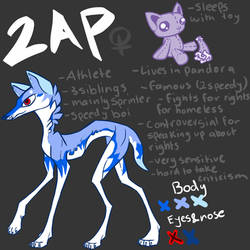 Zap Reference by MEME---QUEEN