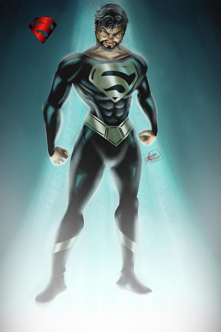 Superman (L n' C) by Cristina37