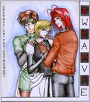 Saiyuki Trio
