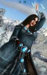 Ice Queen of Kislev from Warhammer Fantasy Battles