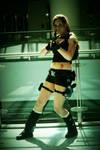 Lara Croft at Fan Expo 2