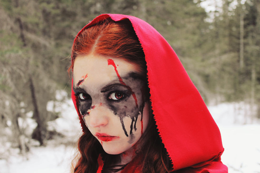 Little Red headshot 2 by KPCosplays