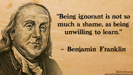 On Being Ignorant