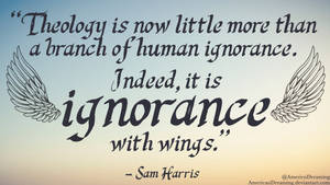 Ignorance With Wings