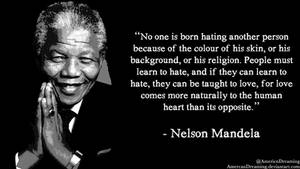 If Hate Can Be Taught, So Can Love