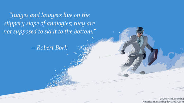 Skiing the Slippery Slope