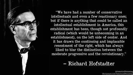 The Intellectual Establishment by AmericanDreaming