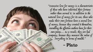 On the Love of Money