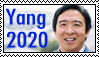 Andrew Yang for President by AmericanDreaming