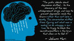The Philosophy of Depression by AmericanDreaming