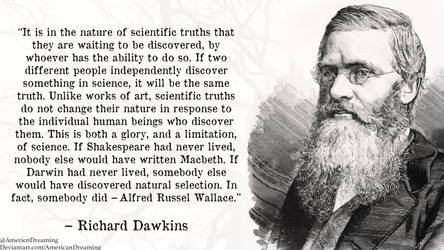 What if Darwin Had Never Lived? by AmericanDreaming