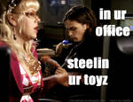 Criminal Minds-Steelin Ur Toyz