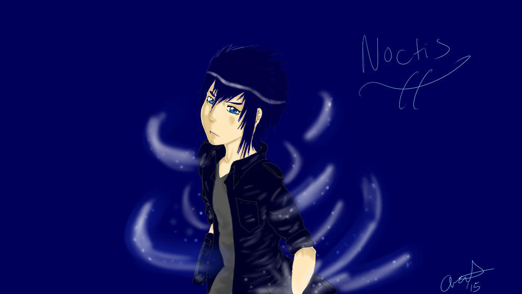Noctis by SugarBerry63