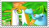 Super Mario Sunshine Stamp: Pianta by SonicX1012