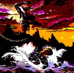 My Rendition of 'Holy Diver' by H4773R