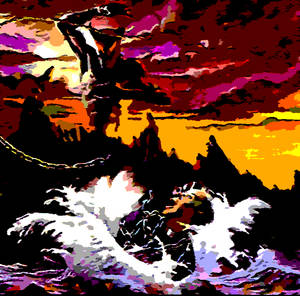 My Rendition of 'Holy Diver'