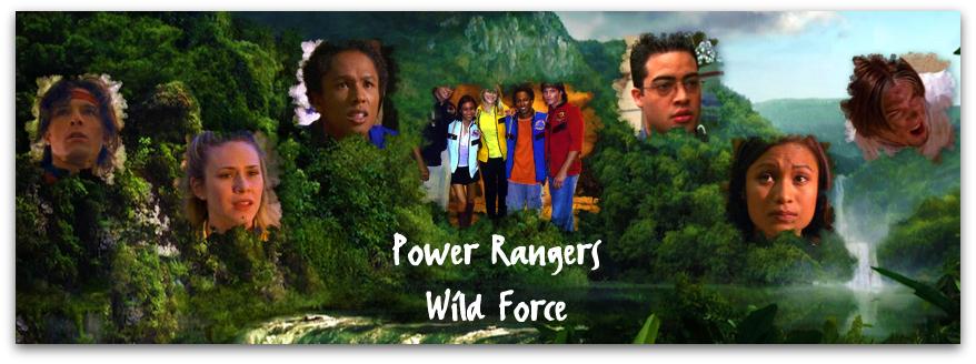 powerrangerswildforce cachedcharacters power power rangers wild force
