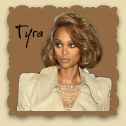 Tyra Banks Icon #1 by pinkrangerwannabe